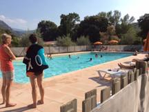 piscine camping*** et residence***