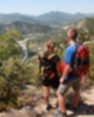 rando, gr, randonnée, balade, promenade, sport, activite, residence***, camping***, fontaine d'annibal, buis, baronnies, drome, provenale