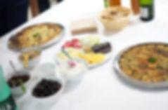"""restaurant repas maison et bio """"La Fontine d'Annibal"""" à Buis les baronnies (Drome provençale)"""