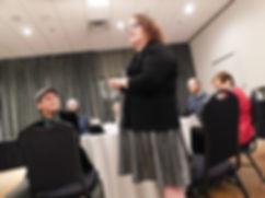 TUXIS Parliament of Alberta Alumni Speech