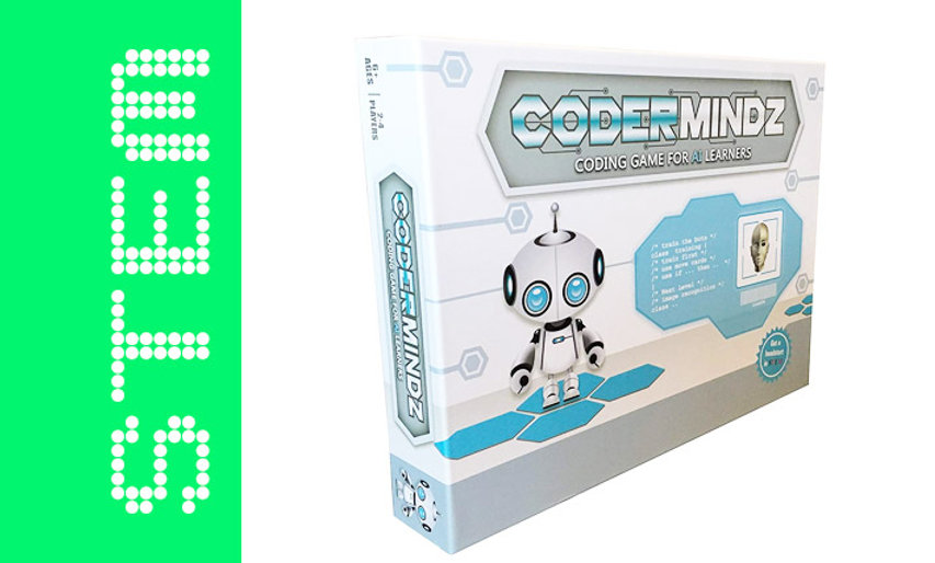 CoderMindz Coding Game For AI Learners