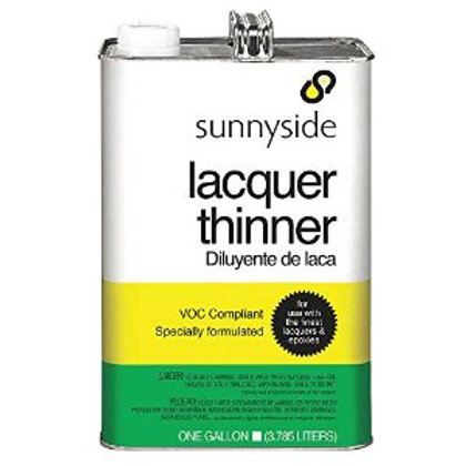 SunnySide Lacquer Thinner 1 Gallon