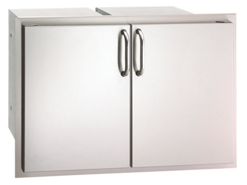 Select Double Doors with 2 Drawers