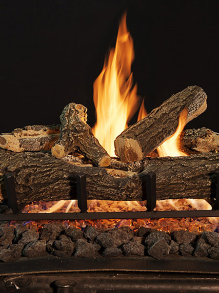 Canyon Oak Fireside Log Set