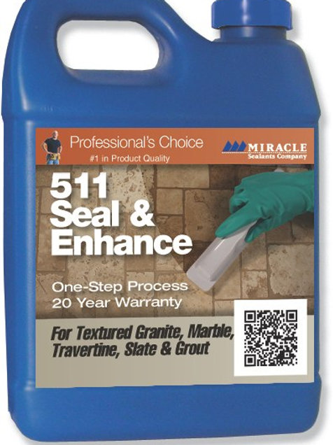 Miracle 511 Seal & Color Enhancer 1 Pint