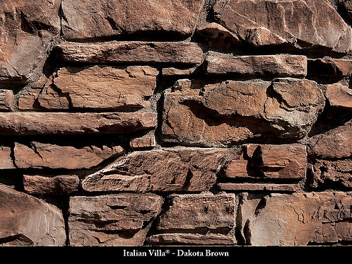 Coronado Stone Italian Villa Stone | Dakota Brown