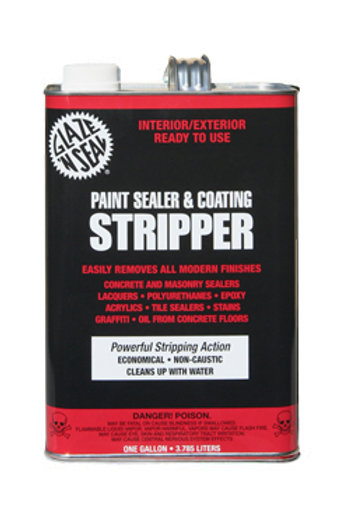 Glaze-n-Seal | Paint & Coating Stripper 1 Gallon