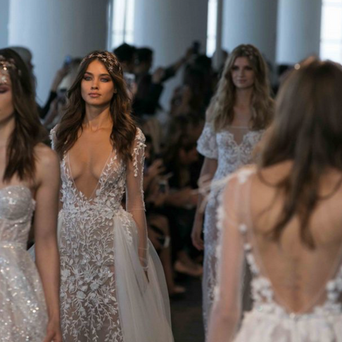 The Best Beauty Looks From New York Bridal Fashion Week