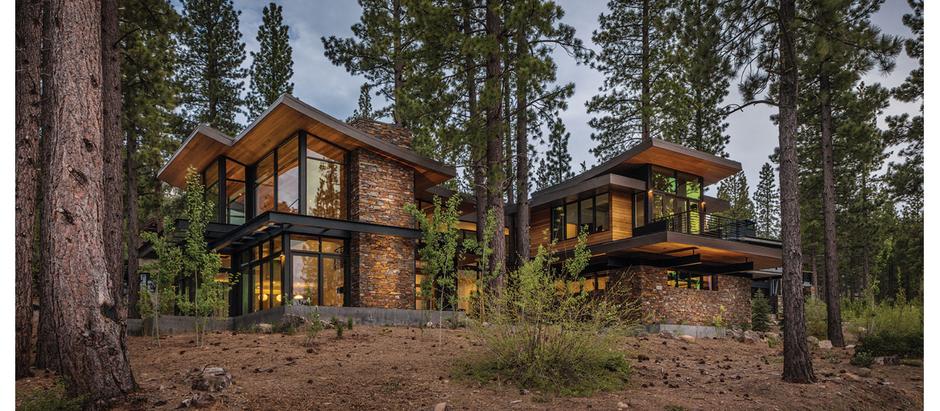 Tahoe Quarterly Mountain Homes Award 2018