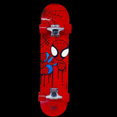 PAPAZ - skateboard Spiderman