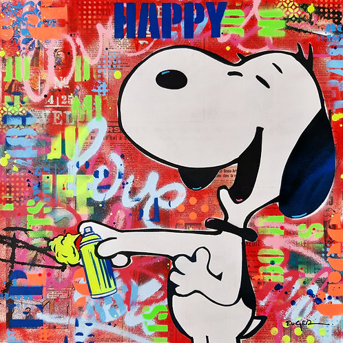 Philippe EUGER - Happy