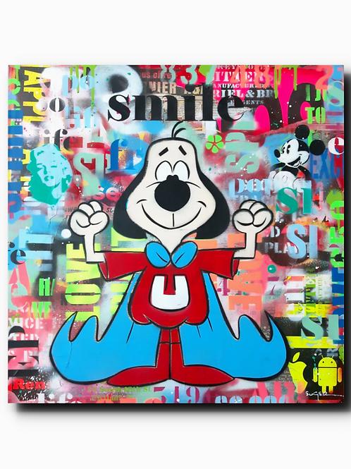 Philippe EUGER- SMILE « Underdog »