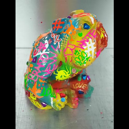 PAPAZ  - Bulldog Art