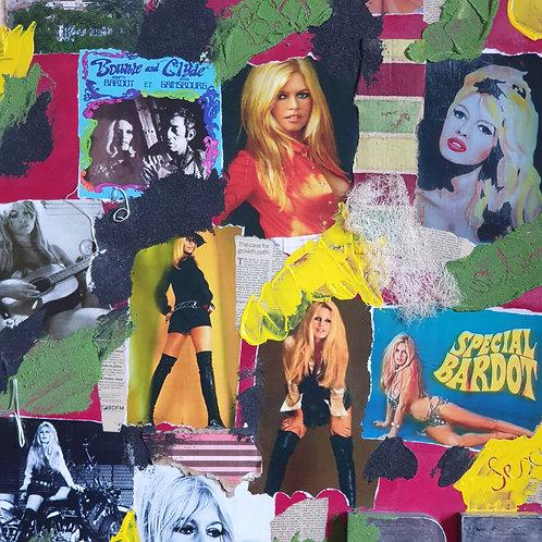 Melanie BIANCHI - Brigitte Bardot