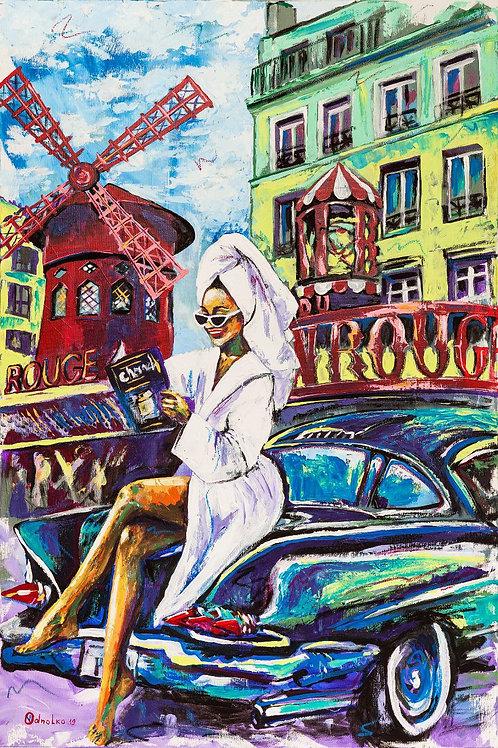 VALENTYNA ODNOLKO - Moulin Rouge