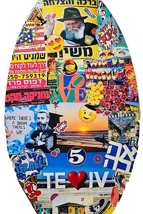 KONQUI - Tel Aviv surf