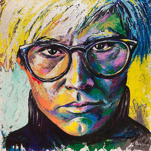 VALENTYNA ODNOLKO - Andy Warhol