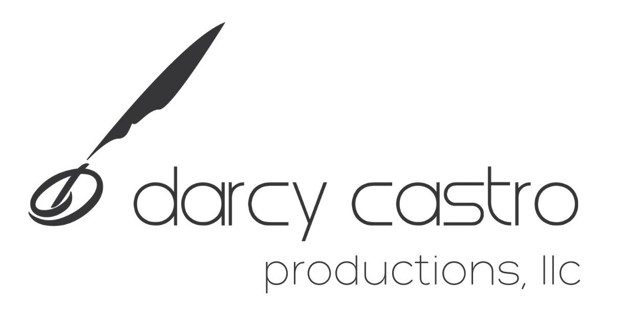Darcy Castro Productions logo