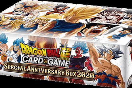 Preorder! Dragon Ball Super Special Anniversary Box 2020