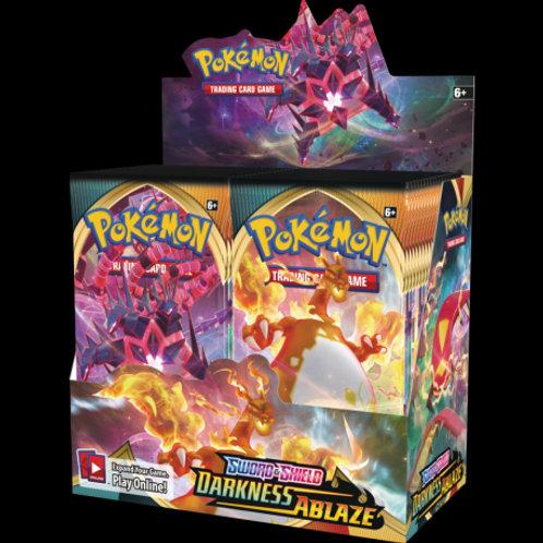 Preorder* Pokemon TCG Darkness Ablaze Booster Box