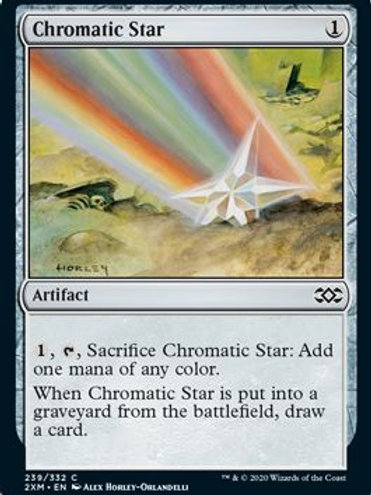 Double Masters - Chromatic Star (C)