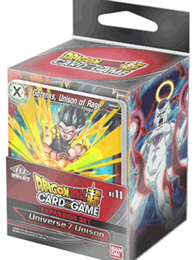 Expansion Set BE11 Universe 7 Unison