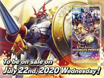 Digimon Card Game Ver 2.0 Ultimate Power