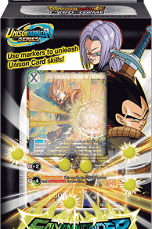 Starter Deck 14 SD-14 Saiyan Wonder