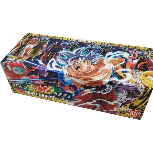 Draft Box 05 Divine Multiverse