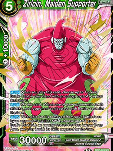 DB2-078 Zirloin, Maiden Supporter (Super Rare)