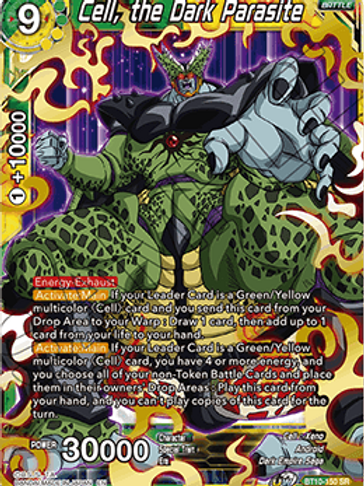 BT10-150 Cell, the Dark Parasite (SR)