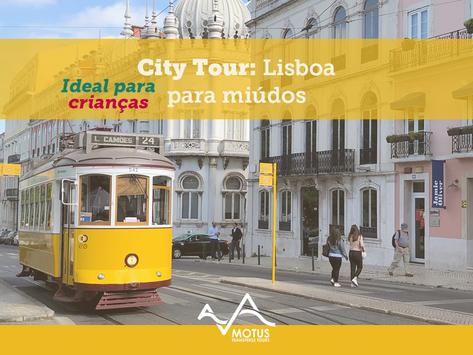City Tour: Lisboa para miúdos