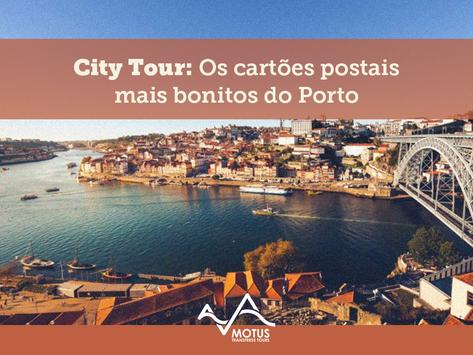 City Tour: Os cartões postais mais bonitos do Porto (city tour com saída de Lisboa)
