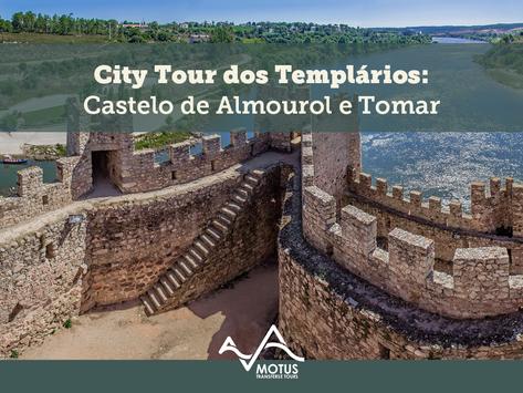 City Tour dos Templários: Castelo de Almourol e Tomar