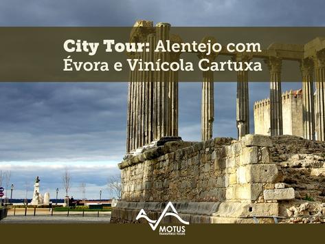 Tour: Alentejo com Évora e Vinícola Cartuxa