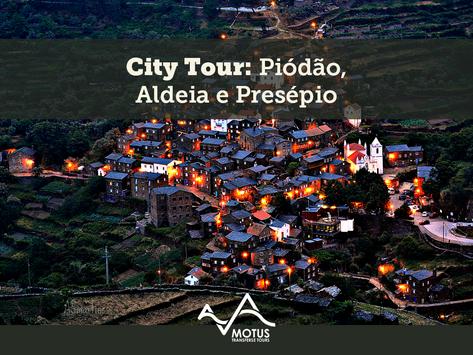 City Tour: Piódão, Aldeia e Presépio