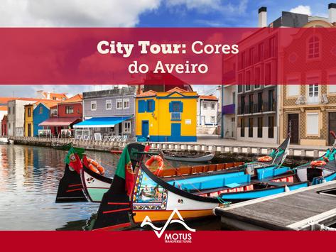 City Tour: Cores do Aveiro