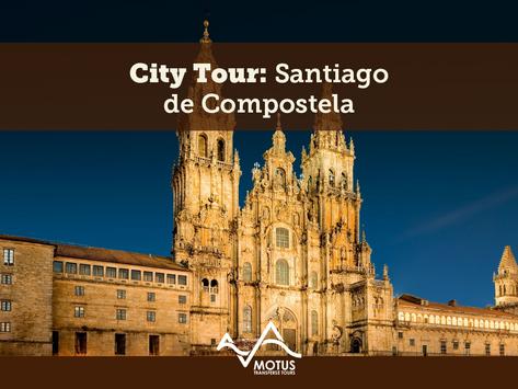 City Tour: Santiago de Compostela