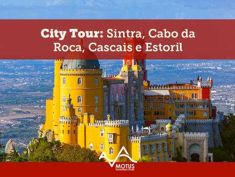 Tour: Sintra, Cabo da Roca, Cascais e Estoril