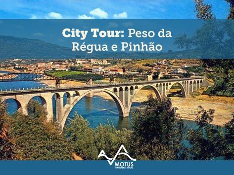 City Tour: Peso da Régua e Pinhão
