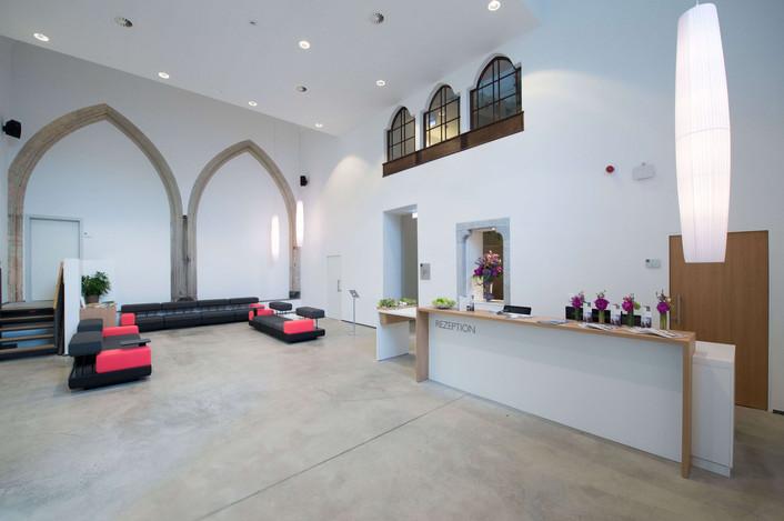 Kloster Heidberg Lobby