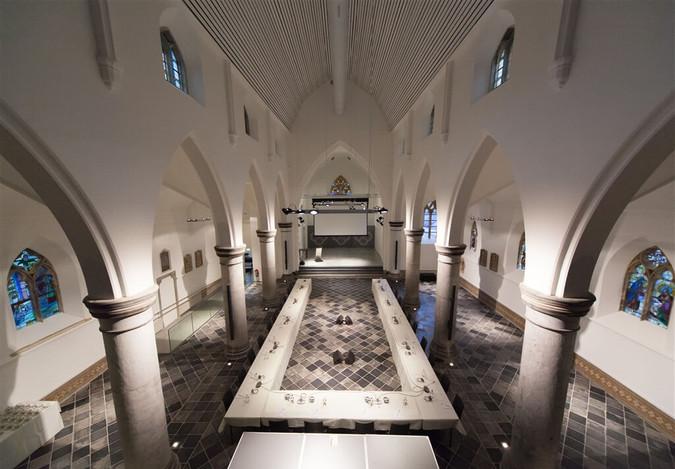 Kloster Heidberg Kapelle