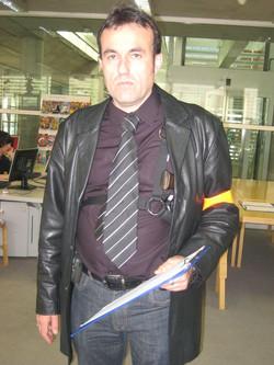 ENQUETE POLICIERE rôle Inspecteur