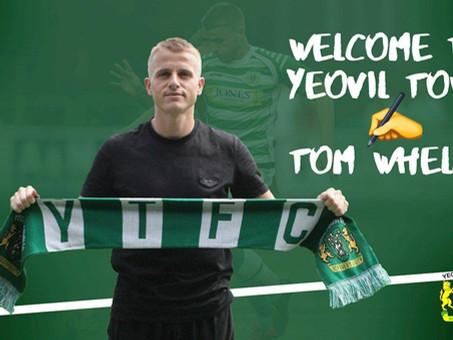 Tom Whelan Signs Pro At Yeovil