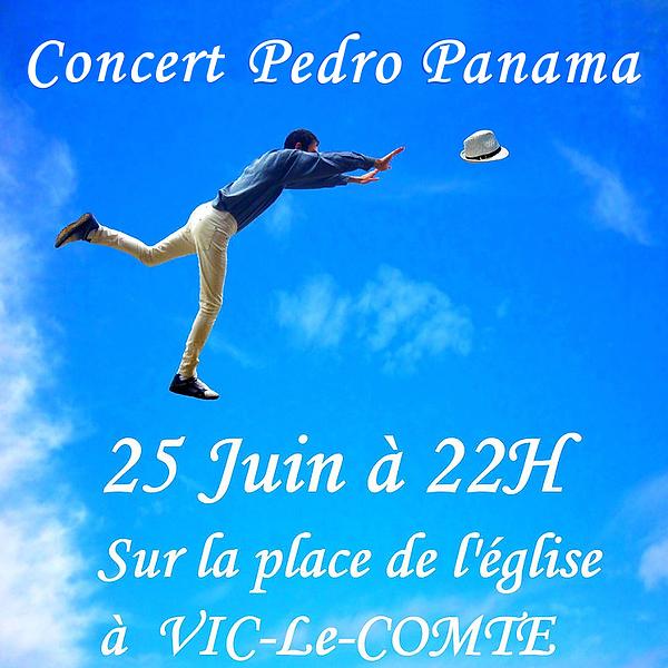 Affiche Pedro Panama concert.png