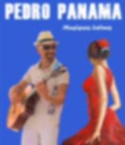Affiche Pedro Panama (Musiques Latines)+