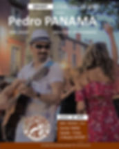 Concert Pedro PANAMA Servant 18 08 2018
