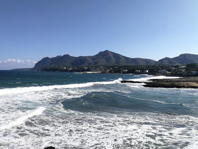 Vackra Mallorca, som vi njuter!