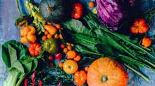 Ät dig frisk med grön mat!