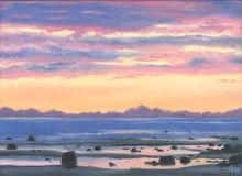 Bishop's Beach Sunset